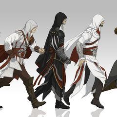 Ezio Auditore Evolution
