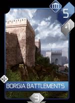 ACR Borgia Battlements