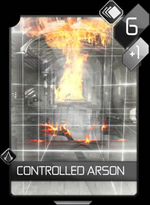 ACR Controlled Arson