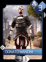 ACR Donate Mancini