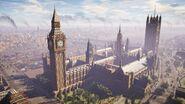 ACS Londres Palais de Westminster