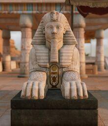 AC Origins Lesser Sphinx