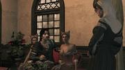 Assassin - Antonio de Maianis - Introducing Teodora to Ezio