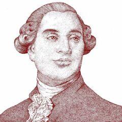 路易十六的一幅画像