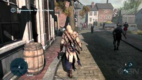 The Making of Assassin's Creed III. Part 2