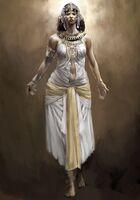 ACO Cleopatra Concept Art