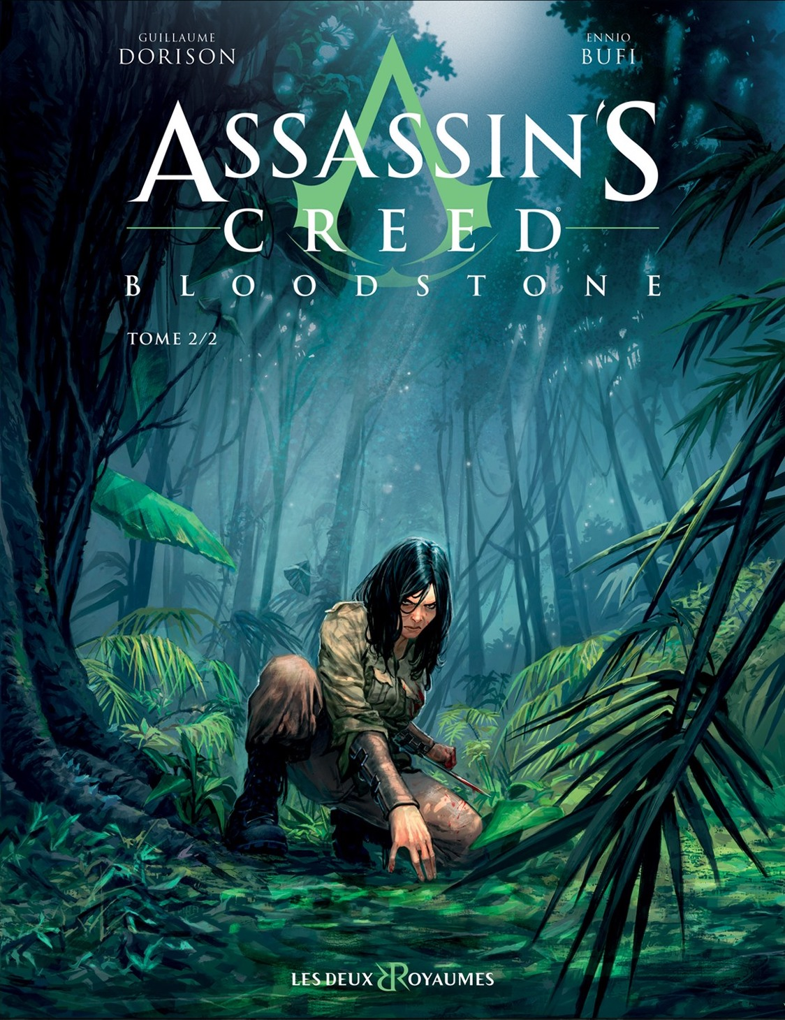 Assassin S Creed Bloodstone Book 2 Assassin S Creed Wiki Fandom