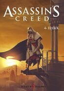 Assassin's Creed fumetto francese cover Hawk