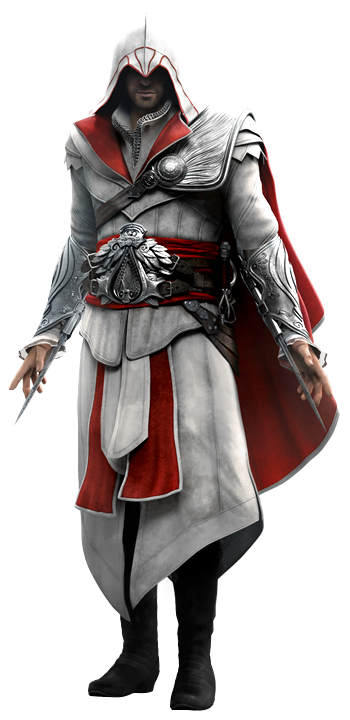 Ezio Auditore Da Firenze Assassin S Creed Wiki Fandom