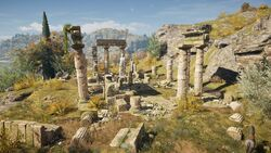 ACOD Ancient Sanctuary of Zeus