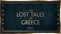 ACOD Lost Tales of Greece Promo Banner