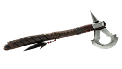 Connors Tomahawk Render