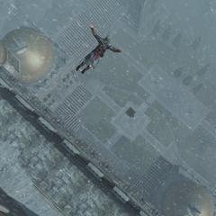 Ezio maakt een <a href=