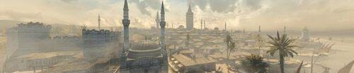 Panorama Di Constantinopoli