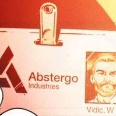 沃伦·韦迪克的ID卡