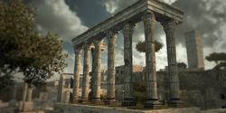 ACB DB Temple of Saturn