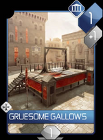 ACR Gruesome Gallows