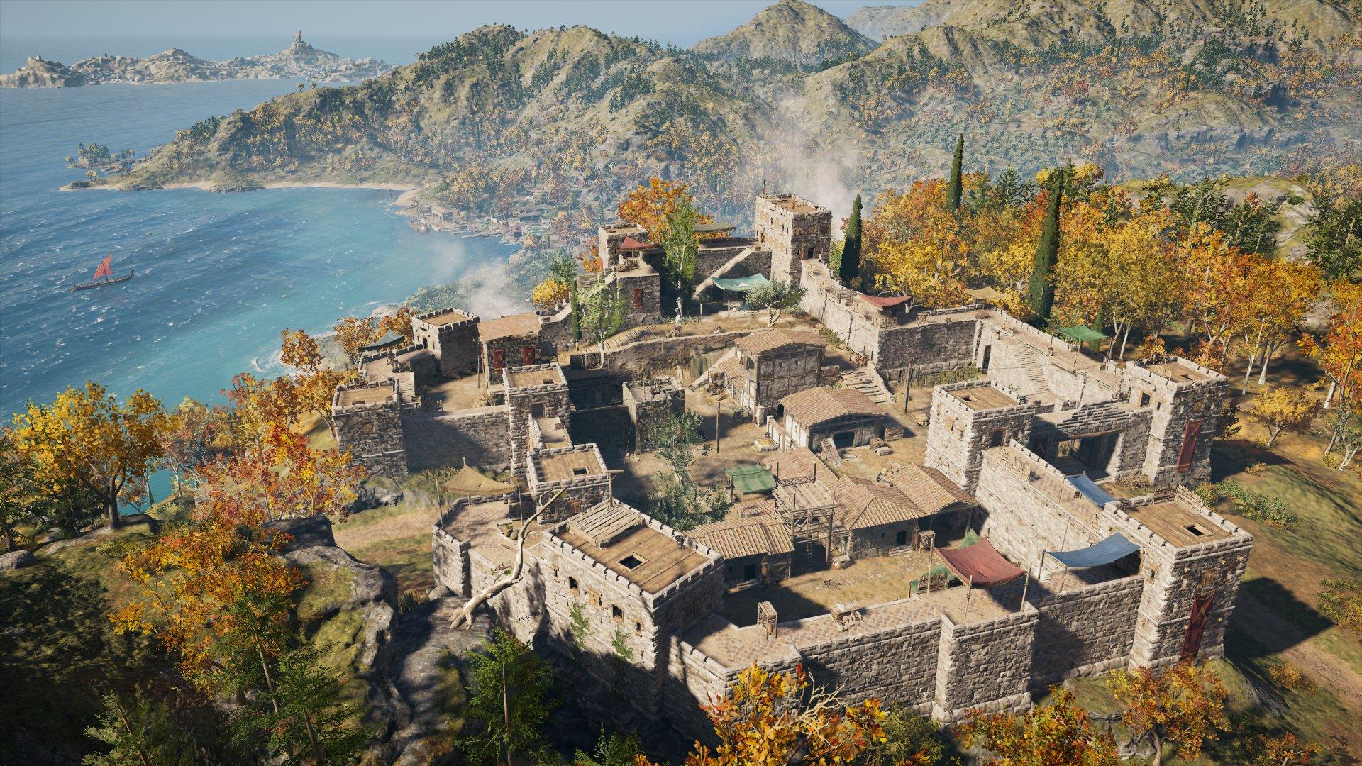 Desphina Fort Assassin S Creed Wiki Fandom