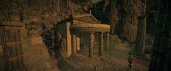ACOD FoA ToH Kronos' Treasury entrance