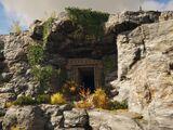 Parmenon Tomb