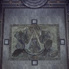 圣马可大教堂内墓室入口