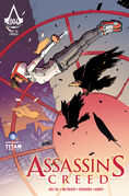 Assassin's Creed 4 (Cover A)