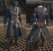 AC3 Aquila outfit