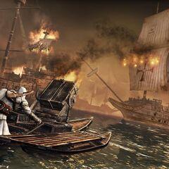 Le canon naval
