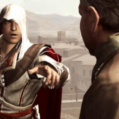 Ezio réclamant sa bourse