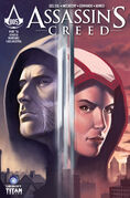 Assassin's Creed Comics 5 Cover B