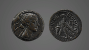 DTAE Cleopatra Coinage