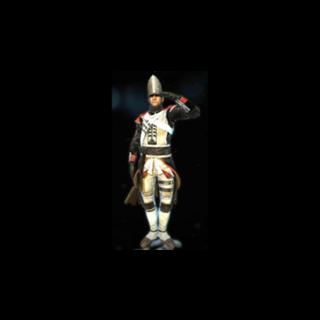Le Costume de Grenadier pour <b>Von Statten</b>