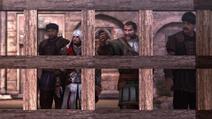 ברתולומיאו מקלל את הברון
