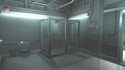 AC1 Abstergo Lab Bathroom