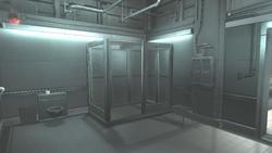 AC1 Abstergo Lab Bathroom