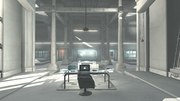 AC1 Abstergo Lab Front