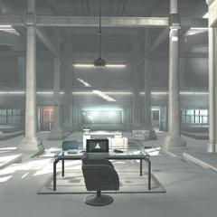 沃伦的办工桌、Animus和会议室