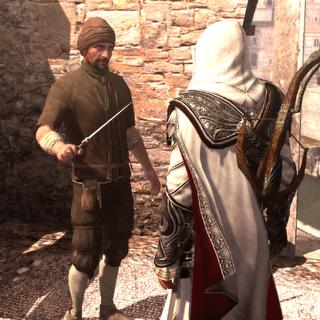 Le voleur évoquant la trahison de la guilde