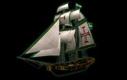 ACP HMS Drake Portugais