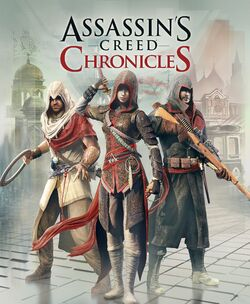 Assassin's Creed Chronicles Promo Art