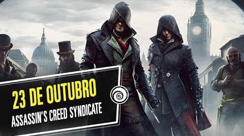 Assassin's Creed Syndicate - 23 de Outubro nas Lojas