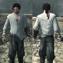 蒙特里久尼围城战服装