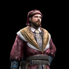 马菲奥·波罗<br />(c. 1230 – c. 1309)