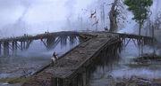 ACOD Wood Bridge Concept Art