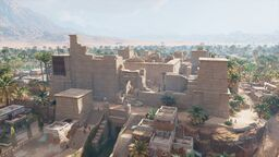 ACO Temple d'Hathor