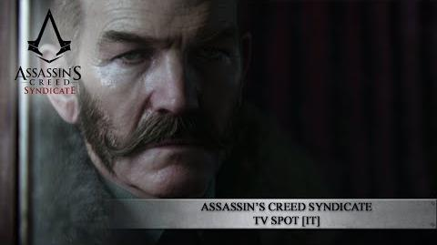 Assassin's Creed Syndicate TV spot Trailer IT