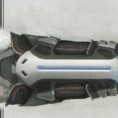 电击袖剑的概念图