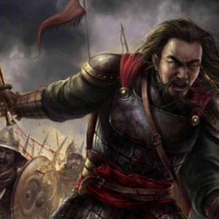 成吉思汗指挥蒙古军队