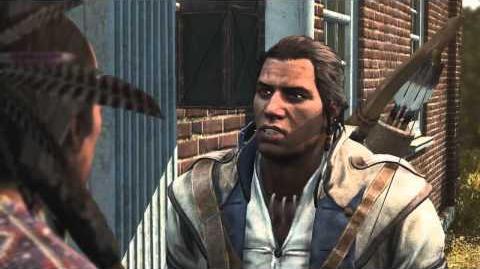 Assassin's Creed 3 - Trailer ufficiale sulla Storia di Connor IT