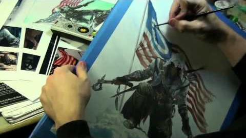 Assassin's Creed III - Behind the Art Trailer HD